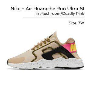 🆕 Nike - Air Huarache Run Ultra - Size 7W